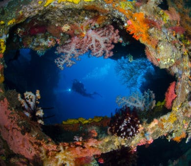 Bali Blast Tulamben – 2 Nights / 8 Dives
