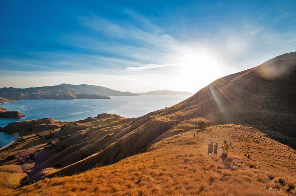 About Us Komodo Hike
