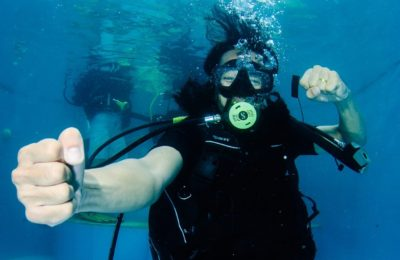 Open Water PADI Diver Course in Bali