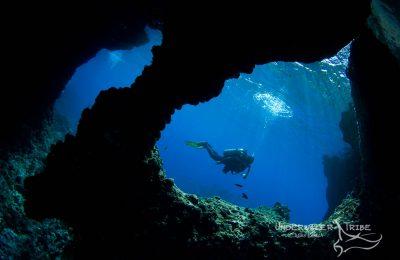 Perfect Blue Backgrounds PADI Open Water