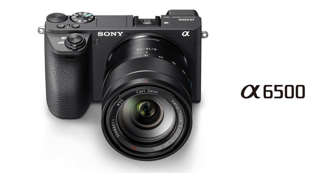 Sony Alpha 6500 APS-C Camera
