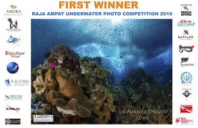 Raja Ampat Winner 2016