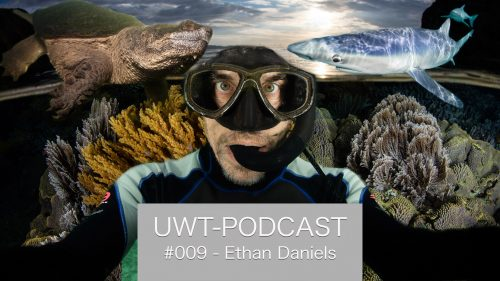 Ethan Daniels Underwater Tribe Podcast