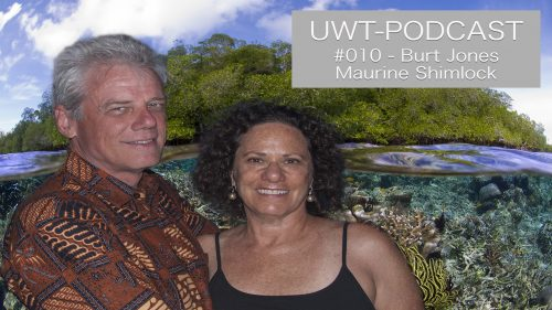 UWT Diving and Adventure Podcast