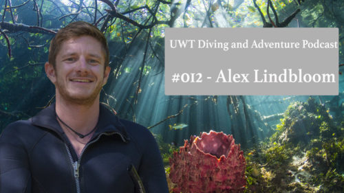 Alex Lindbloom Underwater Tribe Podcast