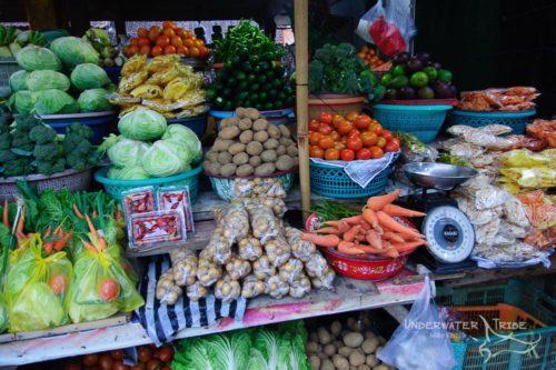 Bali Covid 19 Update Veggies