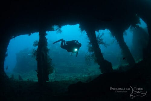Liberty Wreck Private Diving