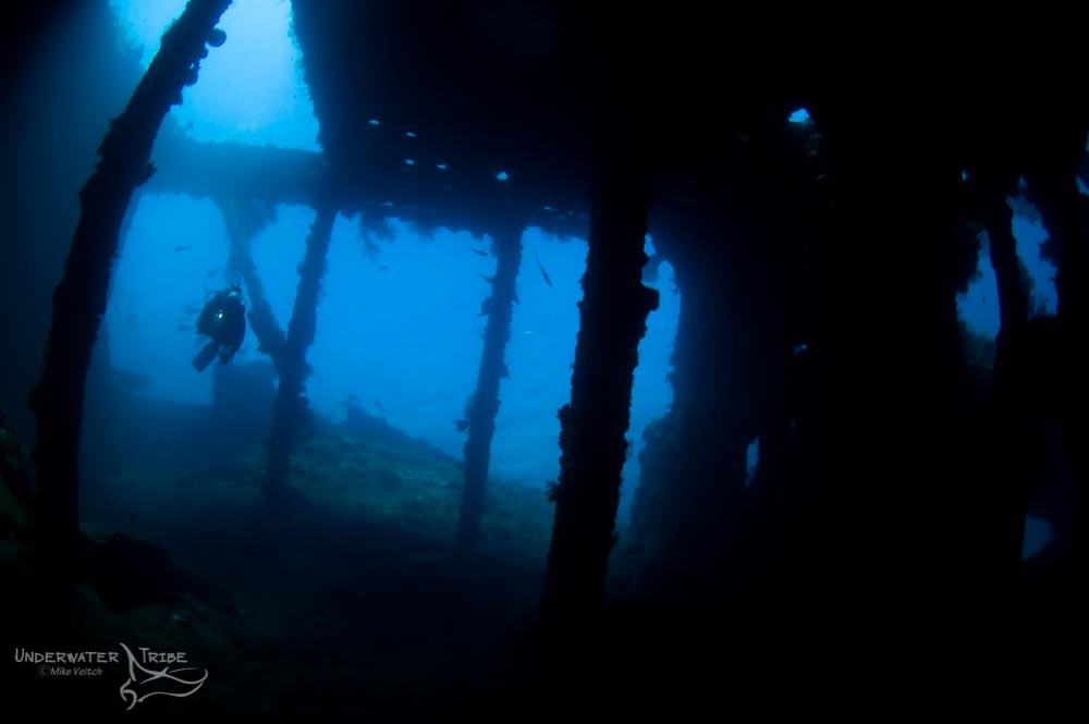 USAT Liberty Bali Diving Opening